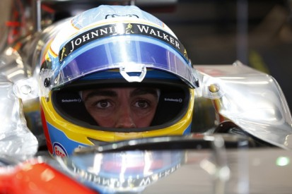 Fernando Alonso will return to McLaren's simulator on Wednesday