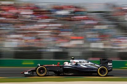 Jenson Button: McLaren-Honda has best shot at Mercedes F1 team