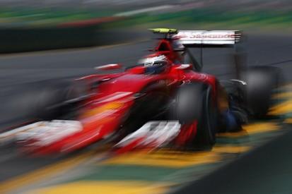 Kimi Raikkonen says Ferrari F1 team closer to Mercedes in race trim