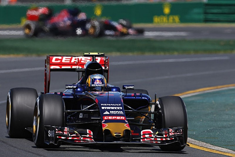 Toro Rosso leading choice if Renault decides to run its own F1 team