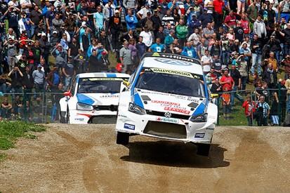 Kristoffersson joins Marklund in Volkswagen World Rallycross entry