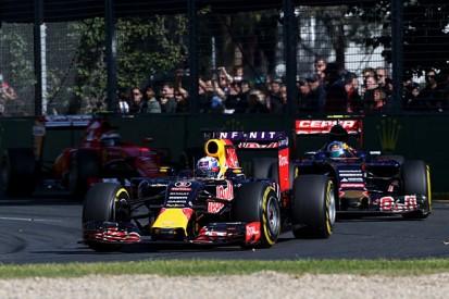 F1 Australian GP: Daniel Ricciardo says Red Bull too inconsistent