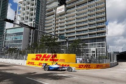 Miami Formula E: Ex-F1 driver Jean-Eric Vergne on pole for Andretti