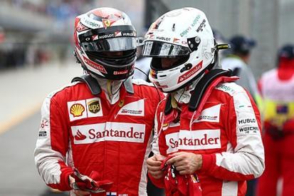 Australian GP: Vettel, Raikkonen say their errors hampered Ferrari