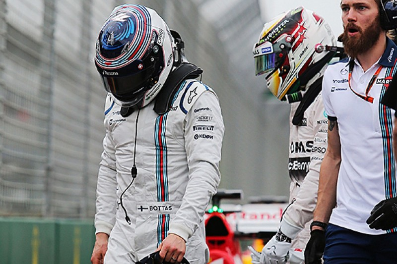 Australian GP: Valtteri Bottas awaits race day back pain decision