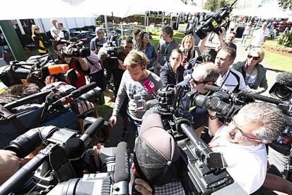 Giedo van der Garde agrees to let Sauber race without him in Oz