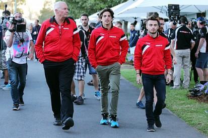 Australian GP: Manor team fails to run in F1 qualifying