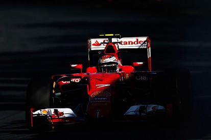 Australian GP: Raikkonen criticises driving as Ferrari shows pace