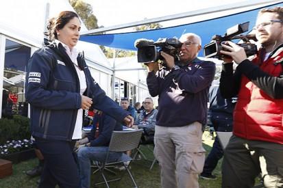 "F1: Giedo van der Garde legal row having ""negative effect"" - Sauber"