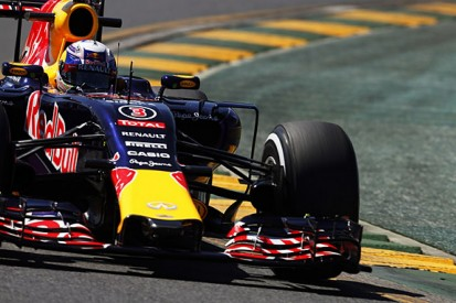 Australian GP: Daniel Ricciardo already onto second F1 engine