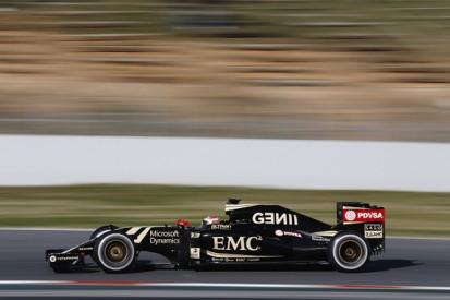 Maldonado: Lotus must learn from tough 2014 Formula 1 season