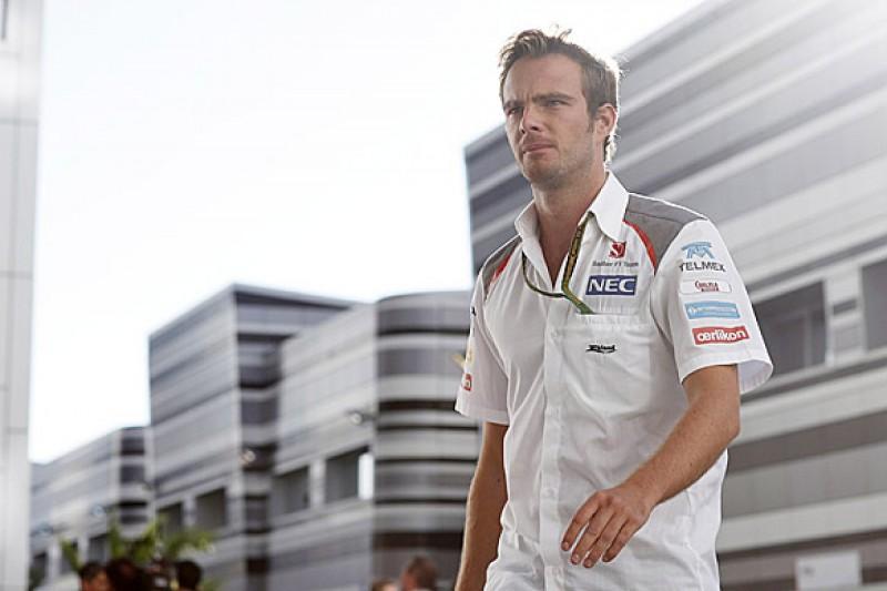 F1: Van der Garde wins court case against Sauber, team to appeal