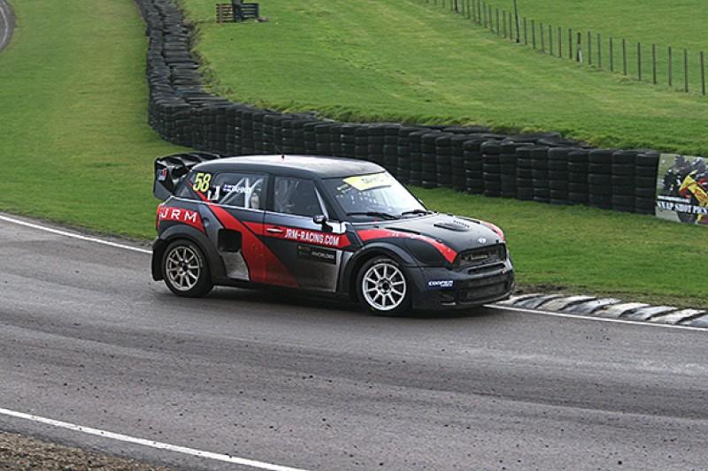 Ex-Prodrive man Eastman joins JRM Mini World Rallycross project