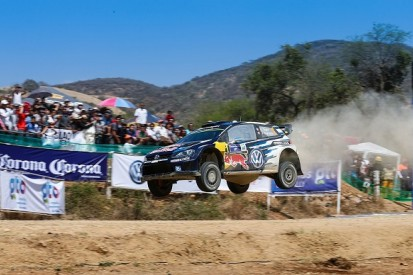 WRC Rally Mexico: Ogier leads, Ostberg and Mikkelsen fight behind