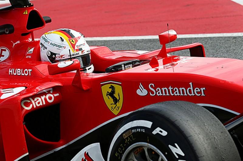 Ferrari says Vettel and Raikkonen are a 'perfect combination' in F1