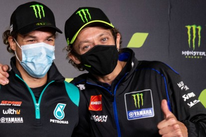"""""""Hätten das beide nicht geglaubt"""": Rossi über Morbidelli als Teamkollege"""