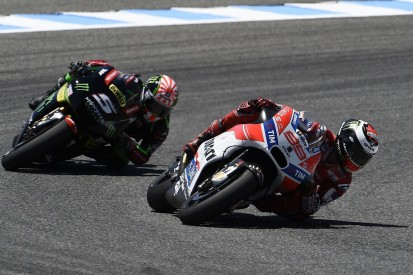 Jorge Lorenzo proved critics wrong with first Ducati MotoGP podium