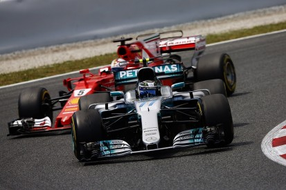 Vettel lost 'an awful lot of time' behind Bottas in F1 Spanish GP
