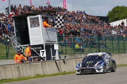 Mettet World Rallycross: Kristoffersson wins for Solberg's VW team