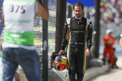 Injured Jean-Eric Vergne worried about fitness for Paris Formula E
