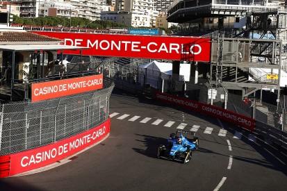 Monaco Formula E: Buemi holds off final-lap di Grassi charge to win
