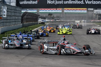 Indianapolis GP: Will power takes first IndyCar win of 2017