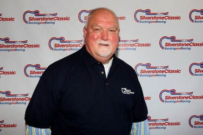 Cricket's Mike Gatting to make racing debut at Silverstone Classic