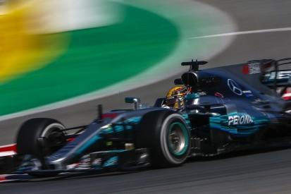 Lewis Hamilton: Mercedes and Ferrari F1 Spanish GP gains 'identical'