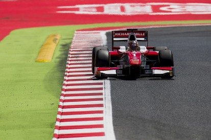 Barcelona F2: Ferrari F1 junior Charles Leclerc tops free practice