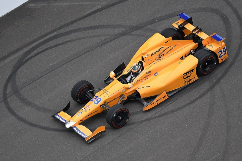 Fernando Alonso will keep his IndyCar from Indianapolis 500 debut