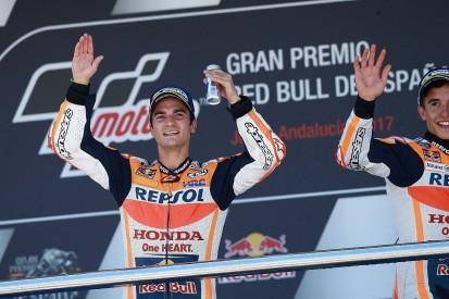 Rossi: Pedrosa as dangerous a MotoGP title rival as Vinales/Marquez
