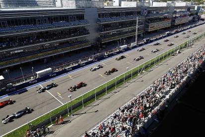 Liberty reports huge interest from new Formula 1 grand prix venues