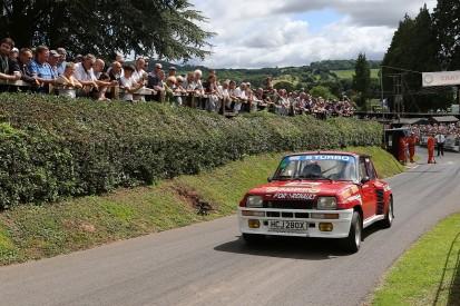Famous hillclimb venue Shelsley Walsh to run downhill in RAC Rally
