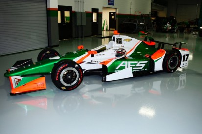 Juncos completes line-up for IndyCar debut at Indianapolis 500