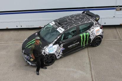 Nicolas Hamilton makes racing return in the Renault UK Clio Cup