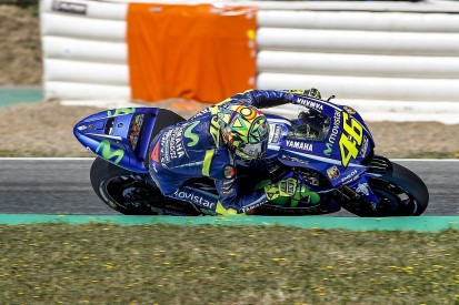 Yamaha MotoGP riders Rossi and Vinales divided on new chassis test