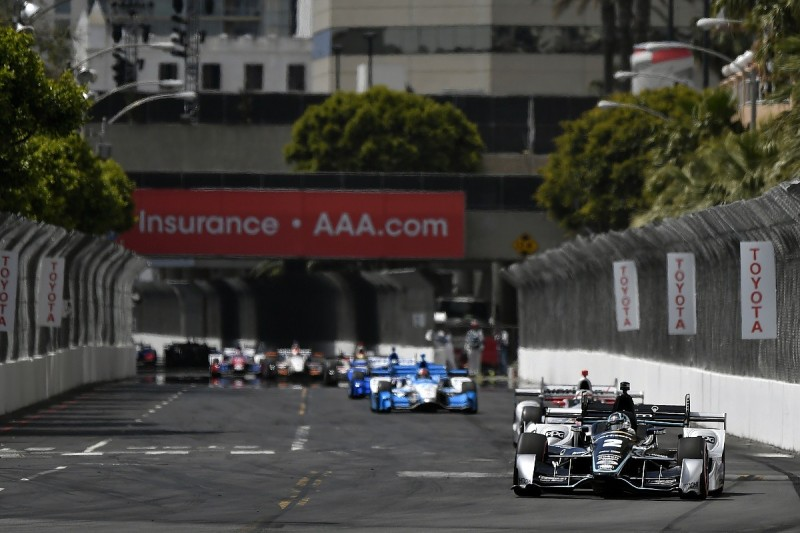 IndyCar working on race in China and on oval in Mexico