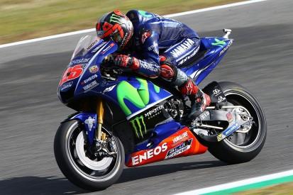Vinales says lack of front-end grip hindered Jerez MotoGP showing