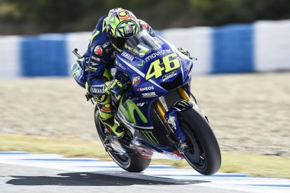Valentino Rossi 'lucky' to finish the MotoGP Spanish Grand Prix