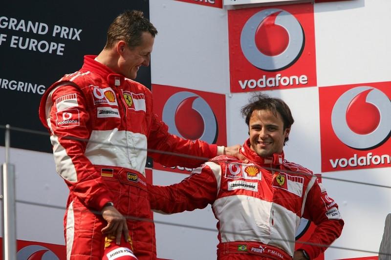 Mentoring Lance Stroll reminds Felipe Massa of Michael Schumacher