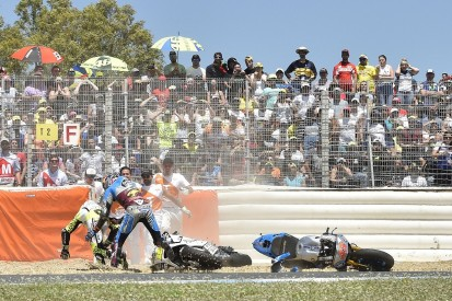 Miller's Bautista shove fuelled by other MotoGP Spanish GP lunges