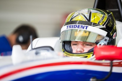 GP3 testing pacesetter Dorian Boccolacci secures Trident seat