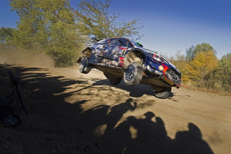 Hyundai's Hayden Paddon: WRC Rally Argentina was a career low