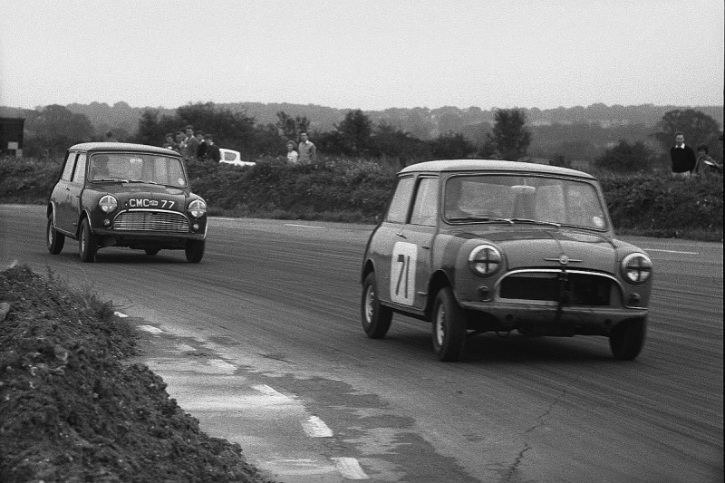 British/European Touring Car champion Sir John Whitmore dies at 79