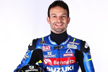 Suzuki calls up Sylvain Guintoli to replace Rins from Le Mans
