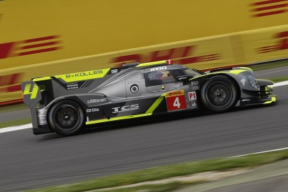 Le Mans 24 Hours podium not 'ridiculous' ByKolles aim – Webb