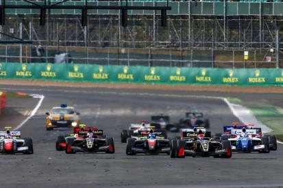 Small FV8 3.5 grid in 2017 a warning to F1 ladder - Alguersuari