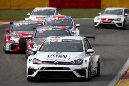 WTCC racer Rob Huff joins TCR International field with WRT VW