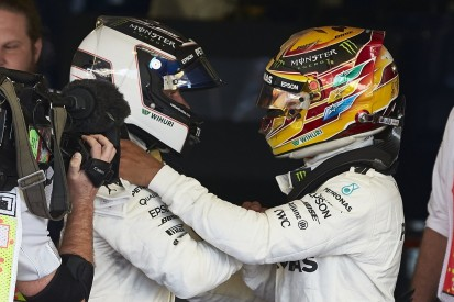 Mercedes F1 team: No 'extra aggravation' with Bottas and Hamilton