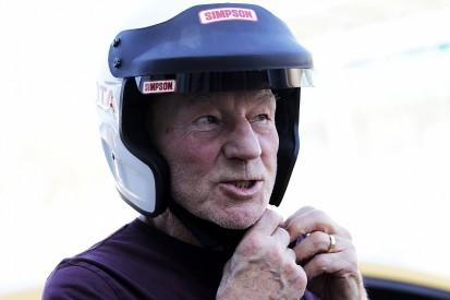 Star Trek, X-Men's Sir Patrick Stewart set for Silverstone Classic